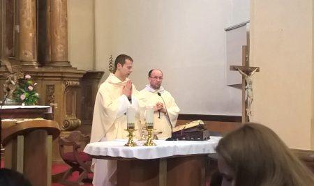 Oslava sviatku sv. Tomáša Akvinského