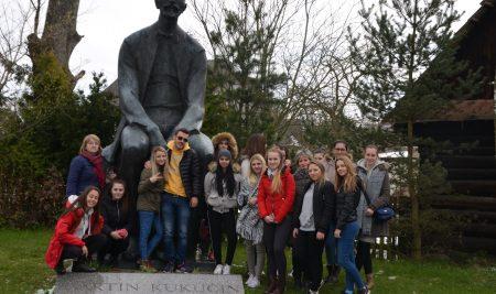 Literárno-historická exkurzia Orava 2017