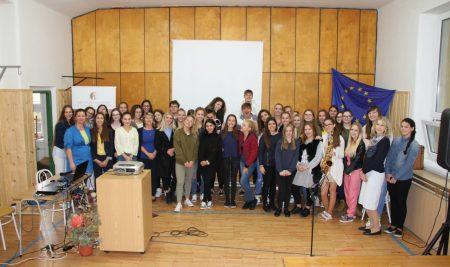 Deň európskych jazykov na našej škole