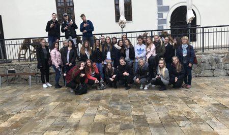 Exkurzia do Budatínskeho hradu
