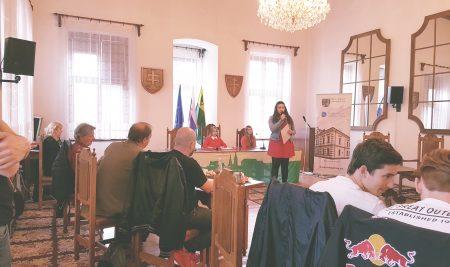 Úspech na krajskom kole súťaže Sárova Bystrica