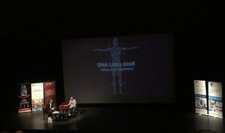 Zúčastnili sme sa konferencie DNA Lídra 2018