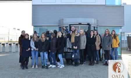 Odborná exkurzia v KIA Motors Slovakia