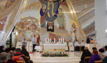 Púť katolíckych škôl Žilinskej diecézy 2019