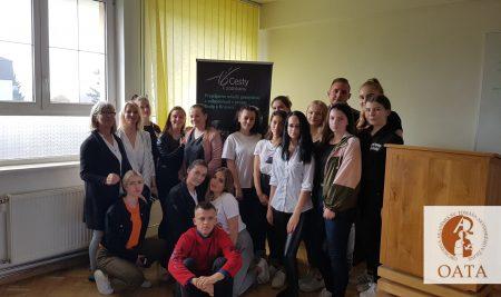 Inšpiratívne stretnutie s podnikateľkou Zuzanou Száraz